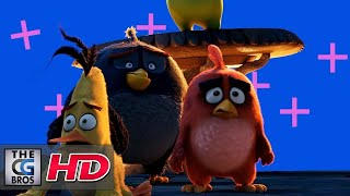 Download CGI & VFX Breakdowns: ″The Angry Birds Movie″ - by Sony Pictures Imageworks Video