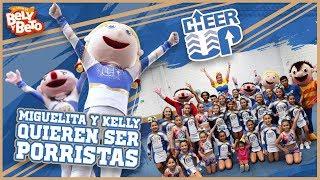 Download Miguelita y Kelly Quieren Ser Porristas - Bely y Beto Video
