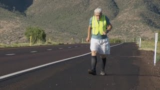 Download Why This 93-Year-Old WWII Vet Spent Three Years Running Across America Video