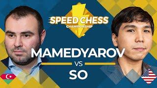 Download Shakhriyar Mamedyarov vs. Wesley So: 2019 Speed Chess Championship Video