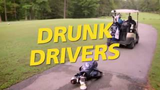 Download GOLFBUSTERS: Drunk Drivers Video