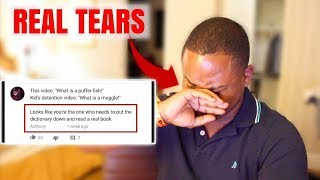 Download Reading My VIDEO COMMENTS | THEY WENT OFF!!! Video