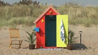 Download This Beach Hut has a HIDDEN SECRET Video