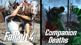 Download Fallout 4 - Companion Deaths Montage Video