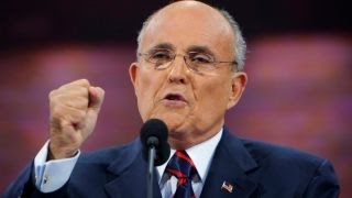 Download Rudy Giuliani will not be considered for Trump's cabinet Video