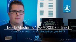 Download JL Audio MediaMaster NMEA 2000 Compatibility Demonstration Video