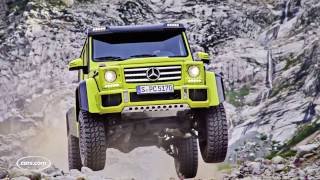 Download 2017 Mercedes-Benz G550 4x4 Review: First Impressions Video
