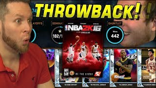 Download NBA 2K16 THROWBACK! The Good Old Days! Video