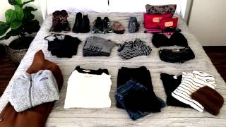 Download Winter Packing: How to Fit Everything in a Carry On - Unfancy Video