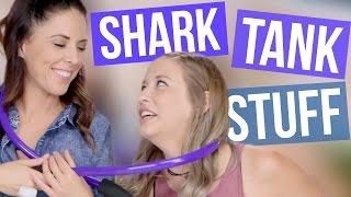 Download 7 Weird SHARK TANK Products Unboxing (Beauty Break) Video