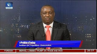 Download Aircraft Purchase: Buhari Acted Under The Doctrine Of Necessity - Keyamo Pt 1  Politics Today  Video