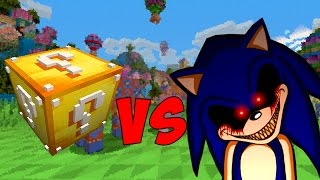 Download LUCKY BLOCK VS. SONIC.EXE (MINECRAFT LUCKY BLOCK CHALLENGE) Video