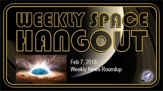 Download Weekly Space Hangout: Feb 7, 2018: Falcon Heavy Launches, New Exoplanets, and More! Video