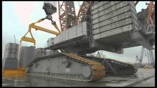 Download Liebherr Ehingen LR13000 First Lift Video
