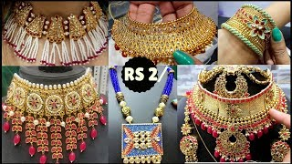Download Imitation Jewellery Start Rs. 2/- |Bridal Jewellery & Artificial Jewellery cheaper than Sadar Bazar Video