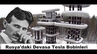 Download Rusya'daki Tesla Kuleleri (Tesla Bobini) Video