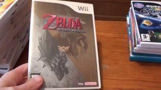 Download Mi coleccion de juegos de Wii/WiiU/Gamecube Video
