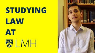 Download Studying Law at LMH, Oxford University Video