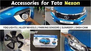 Download Accessories for Nexon with Prices | Hindi | Ujjwal Saxena Video