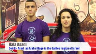 Download Israeli Jews, Arabs, and St Louis youth learn to juggle differences in circus Video