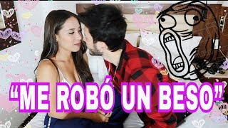 Download SEBASTIAN YATRA ME ROBO UN BESO *verdad o reto* Video