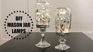 Download DIY Mason Jar Lamps Video