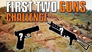 Download Two First Guns Challenge | PUBG Video