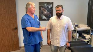 Download Kentucky Man With Previous Failed Chiropractic Gives Houston Chiro A ″Crack″ Video