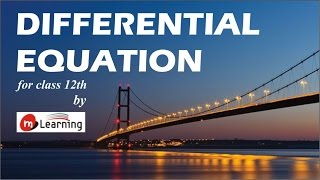 Download Differential Equation - Class 12th & IIT-JEE - 01/19 Video