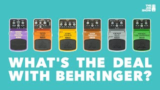 Download What's the Deal With Behringer? Video