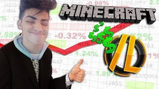 Download How To Make Tons of Money on a Minecraft Server Video