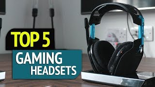 Download TOP 5: Gaming Headsets 2018 Video