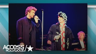 Download Boy George Opens Up About The Passing Of George Michael | Access Hollywood Video