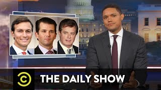 Download Donald Trump Jr. Reminds Everyone How Incompetent His Dad's Administration Is: The Daily Show Video