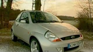 Download Auto Test Ford Sport Ka: Motorvision hat den Kleinwagen getestet Video