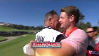 Download 2017 U.S. Amateur Championship: Championship Match Highlights Video