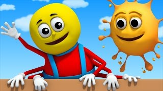 Download Incy Wincy Spider | nursery rhymes Farmees | children song | 3D rhymes | kids songs Video