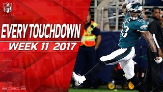 Download Every Touchdown from Week 11 | 2017 NFL Highlights Video