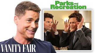 Download Rob Lowe Breaks Down His Career, from 'Austin Powers' to 'Parks & Recreation'   Vanity Fair Video