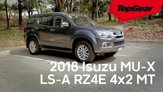 Download The Isuzu MU-X now comes with a 1.9-liter engine Video