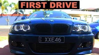 Download BMW E46 TURBO BUILD   ep 3   FIRST START AND DRIVE Video