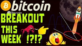 Download 🚀BITCOIN BREAKOUT THIS WEEK!?!?🚀bitcoin litecoin price prediction, analysis, news, trading Video
