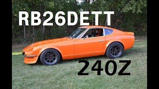 Download Datsun 240Z RB26DETT Swap Project Video
