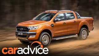 Download 2016 Ford Ranger Wildtrak review | CarAdvice Video