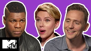 Download 23 Celebs Reveal Their CRAZIEST Fan Experiences Ever | MTV Movies Video