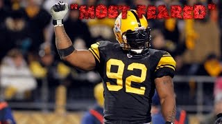 Download James Harrison ″Most Feared″ Career Highlights (HD) Video