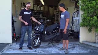 Yamaha Zuma 50 Stretch Kit