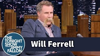 Download Will Ferrell Gets in on Jimmy's Summer of 'Stache Video