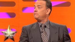 Download Tom Hanks Does An Amazing British Accent | The Graham Norton Show CLASSIC CLIP Video