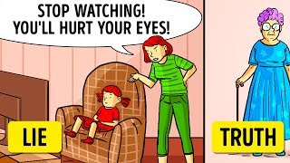 Download 10 Things Our Parents Lied to Us About Video